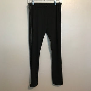 Xhilaration Black Leggings Size Large